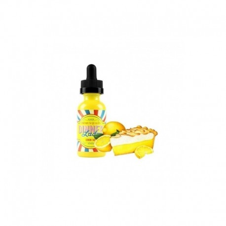 Lemon Tart 50ml - Dinner Lady