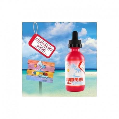 Strawberry Bikini 50ml - Dinner Lady Summer