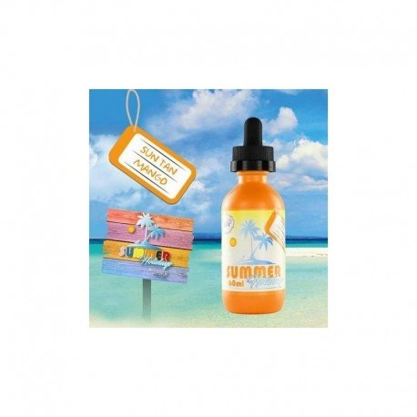 Sun Tan Mango 50ml - Dinner Lady Summer
