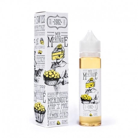 Mr Meringue 50ml - Charlie's Chalk Dust