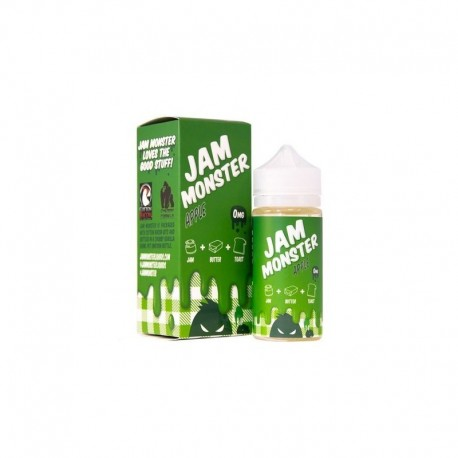 Apple 100ml - Jam Monster