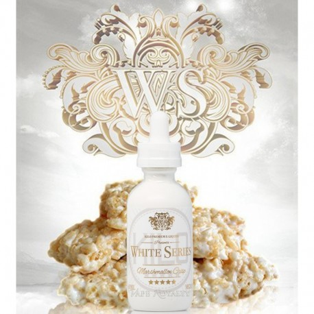 Marshmallow Crisp White Series 50ml - Kilo