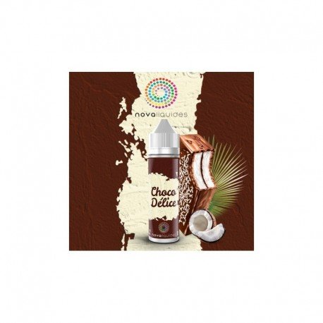 Choco Délice 50ml - Nova Liquides