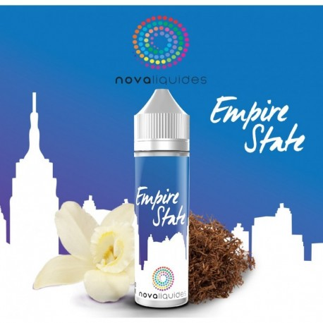Empire State 50ml - Nova Liquides