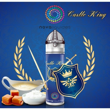 Castle King 50ml - Nova Liquides
