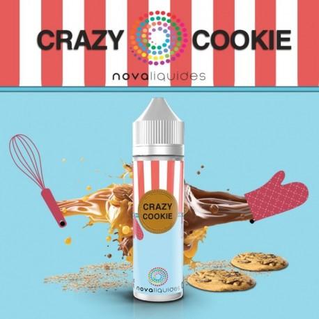 Crazy Cookie 50ml - Nova Liquides
