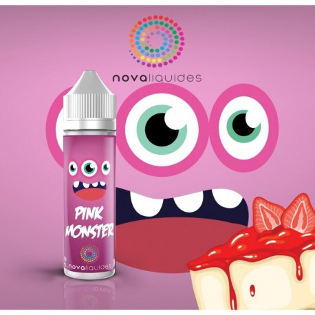 Pink Monster 50ml - Nova Liquides