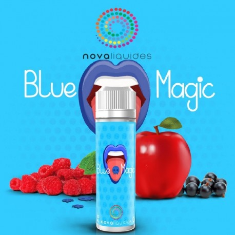 Blue Magic 50ml - Nova Liquides