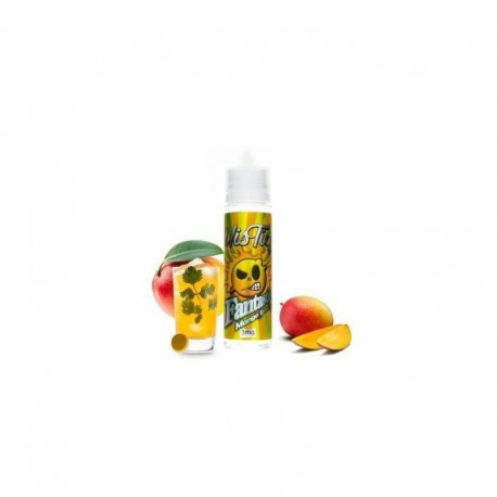 Fantastic Mango Passion 50ml - Mistiq Flava