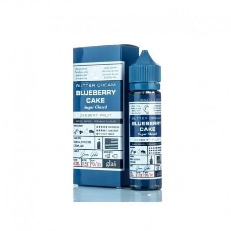 Blueberry Cake 50ml - Glas Vapor Basix Series