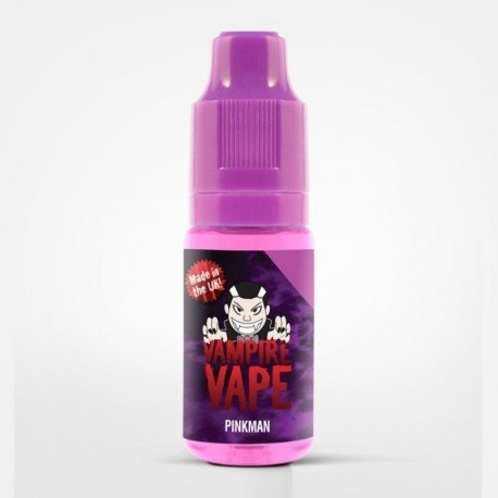 Pinkman 10ml 12mg - Vampire Vape