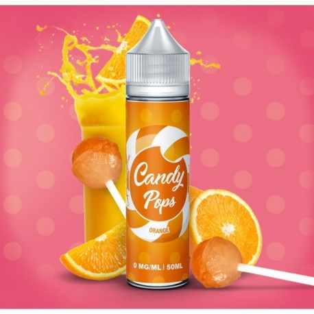 Orange 50ml - Candy Pops