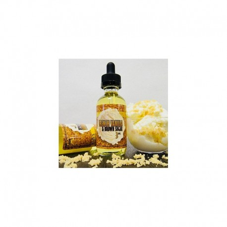 French Vanilla & Brown Sugar 50ml - Eastern Vapor