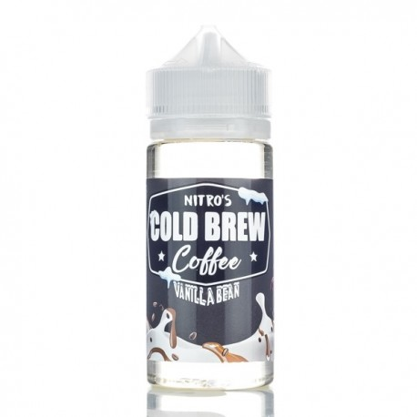 VAINILLA BEAN 100ml - NITRO'S COLD BREW