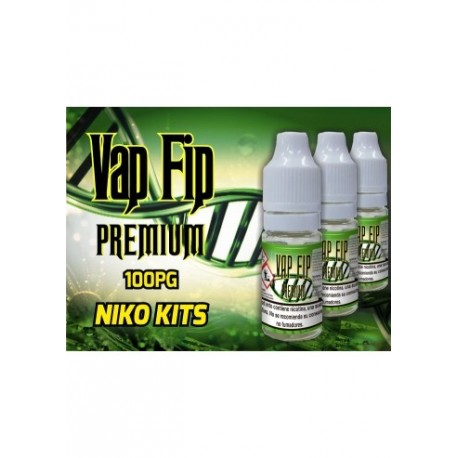 NIKO KIT 100PG 10mg  10ml - VAP FIP