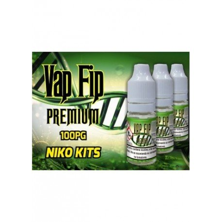 NIKO KIT 100PG 0mg  10ml - VAP FIP