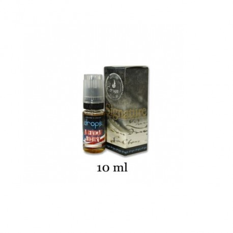 AMERICAN LUXURY 6MG 10ML - DROPS