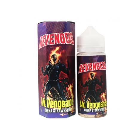MR. VENGEANCE 100ml - REVENGERS