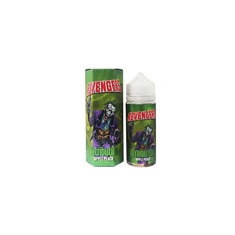 RETRIBUTION 100ml - NASTY JUICE