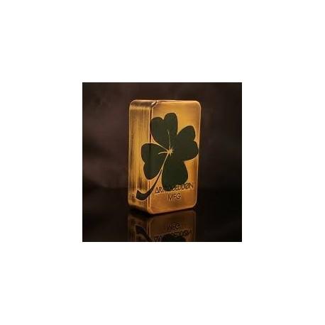 armagedon four leaf clover