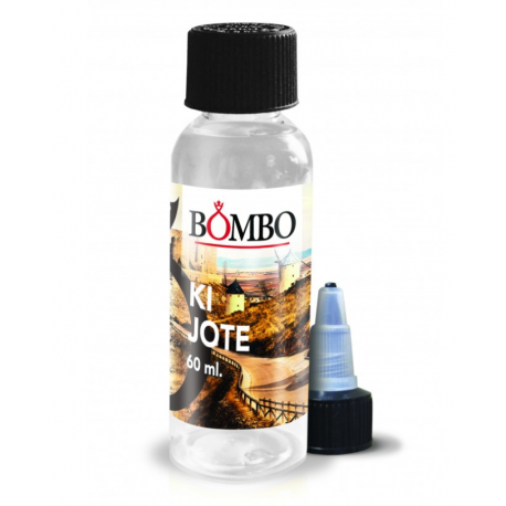 KIJOTE SMART PACK 60ML TPD 3MG - BOMBO