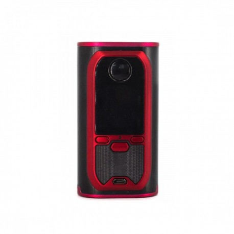 MODEFINED LYRA 200W RED-BLACK - LOST VAPE