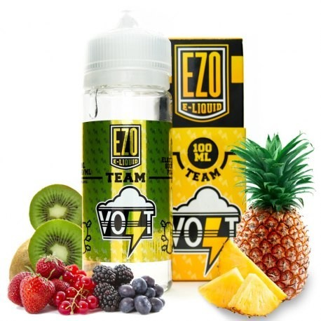 VOLT ELECTRIC SUCKER PUNCH TEAM LIQUID 100ML - EZO LIQUID