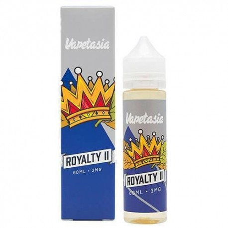 Royalty II 50ml - Vapetasia