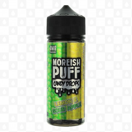 LEMON & SOUR APPLE 100ML - MOREISH PUFF