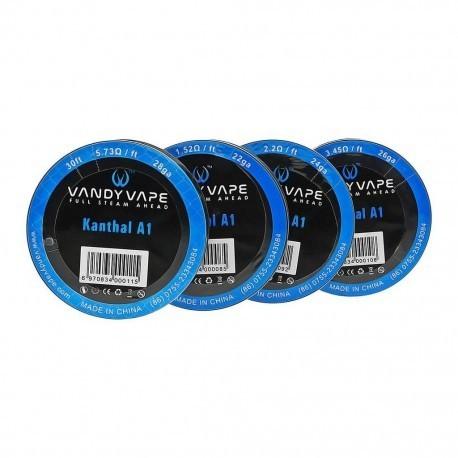 Kanthal A1 Wire 26ga - Vandy Vape