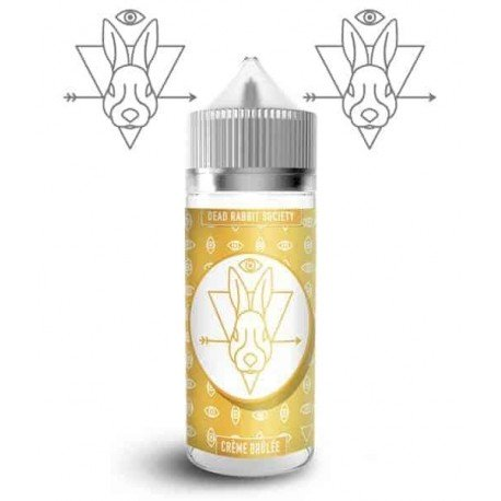 CREME BRULEE 100ml - DEAD RABBIT SOCIETY
