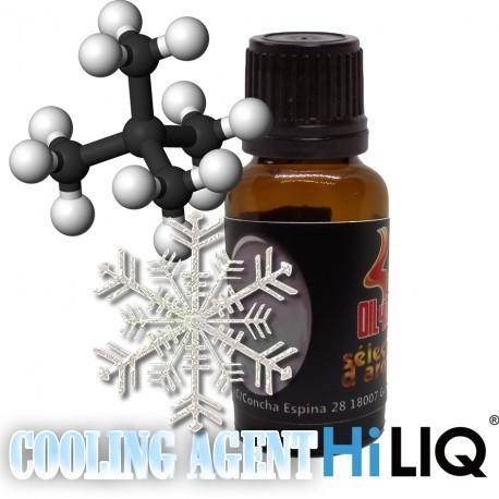 MOLECULA COOLING AGENT (HILIQ) - OIL4VAP