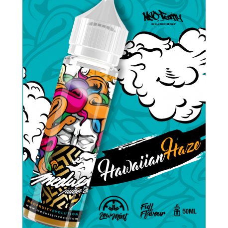 HAWAIIAN HAZE 50ml - THE MEDUSA JUICE