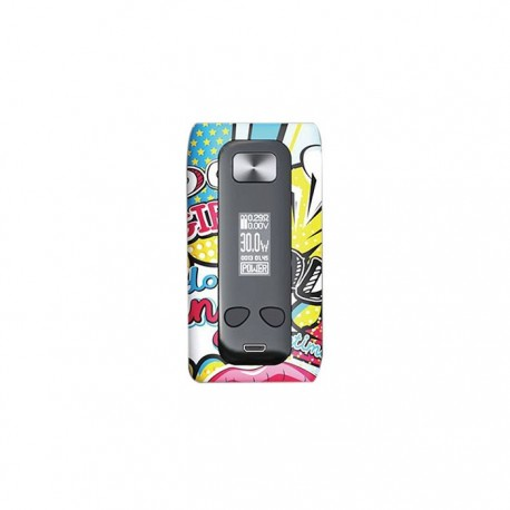 THOR 200W TC BOX MOD PASSIONATE - THINK VAPE
