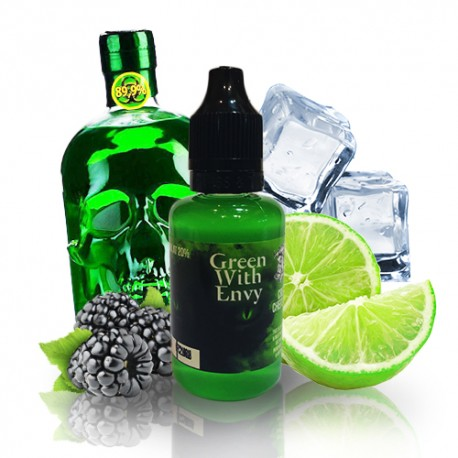AROMA GREEN WITH ENVY 30 ML - CHEFS FLAVOURS