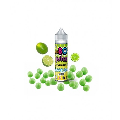 SWEET GEEK  50ml - THAT 80'S JUICE