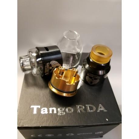 TANGO RDA BLACK LIMITED EDITION U.S.1 - TRINITY GLASS VAPE