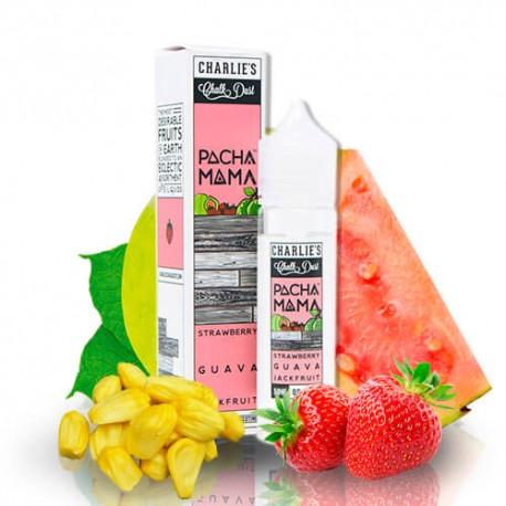 Strawberry Guava Jackfruit 50ml - Charlie's Chalk Dust (PachaMama)