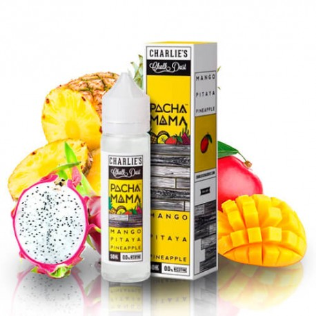 Mango, Pitaya, Pineapple 50ml - Charlie's Chalk Dust (PachaMama)