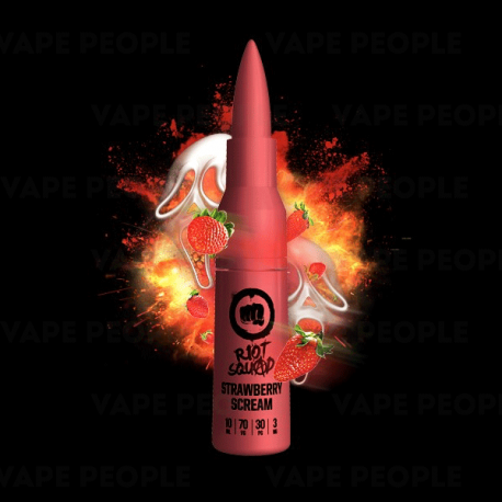 STRAWBERRY SCREAM 50ml - RIOT SQUAD