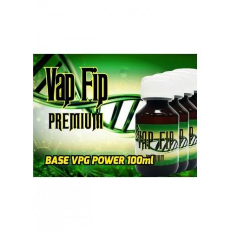 BASE 100ML 80VG/20VG 0MG - VAP FIP