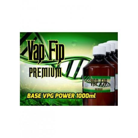 BASE 1L 80VG/20PG 0MG - VAP FIP