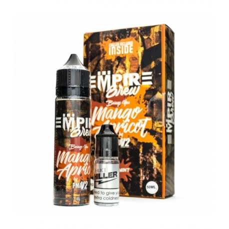 MANGO APRICOT 50ML - EMPIRE BREW