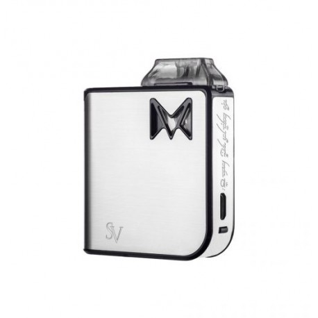 MI-POD METAL SILVER - SMOKING VAPOR