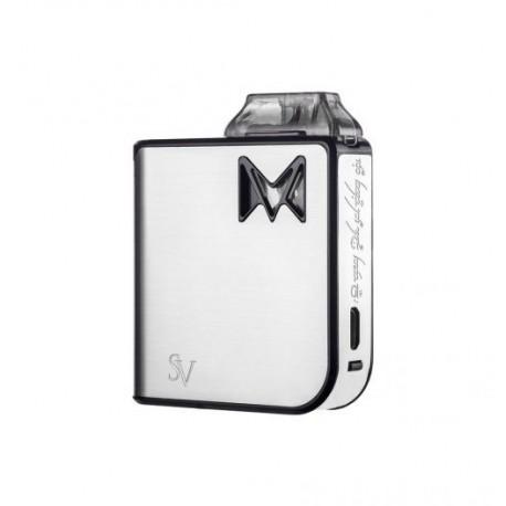 MI-POD METAL SILVER - SMOKING VAPOR
