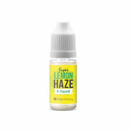 SUPER LEMON HAZE 100MG CBD 10ML - HARMONY