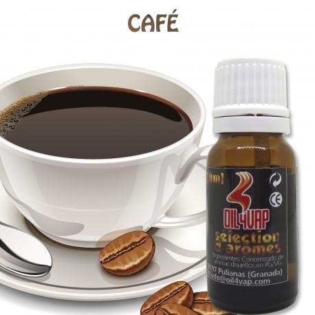 AROMA CAFE - OIL 4 VAP