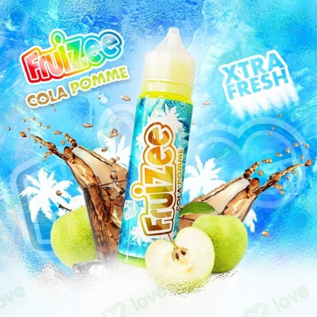 COLA MANZANA 50ML - FRUIZEE