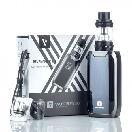 Revenger X kit Black - Vaporesso
