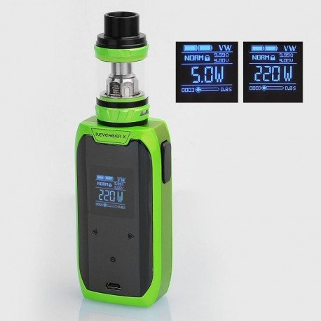 Revenger X kit Green - Vaporesso